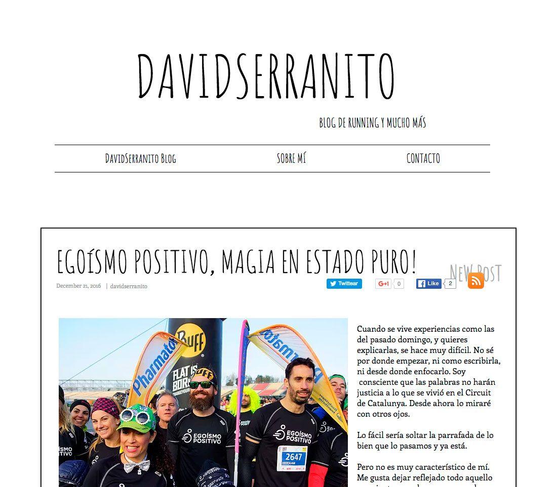 DAVID SERRANITO