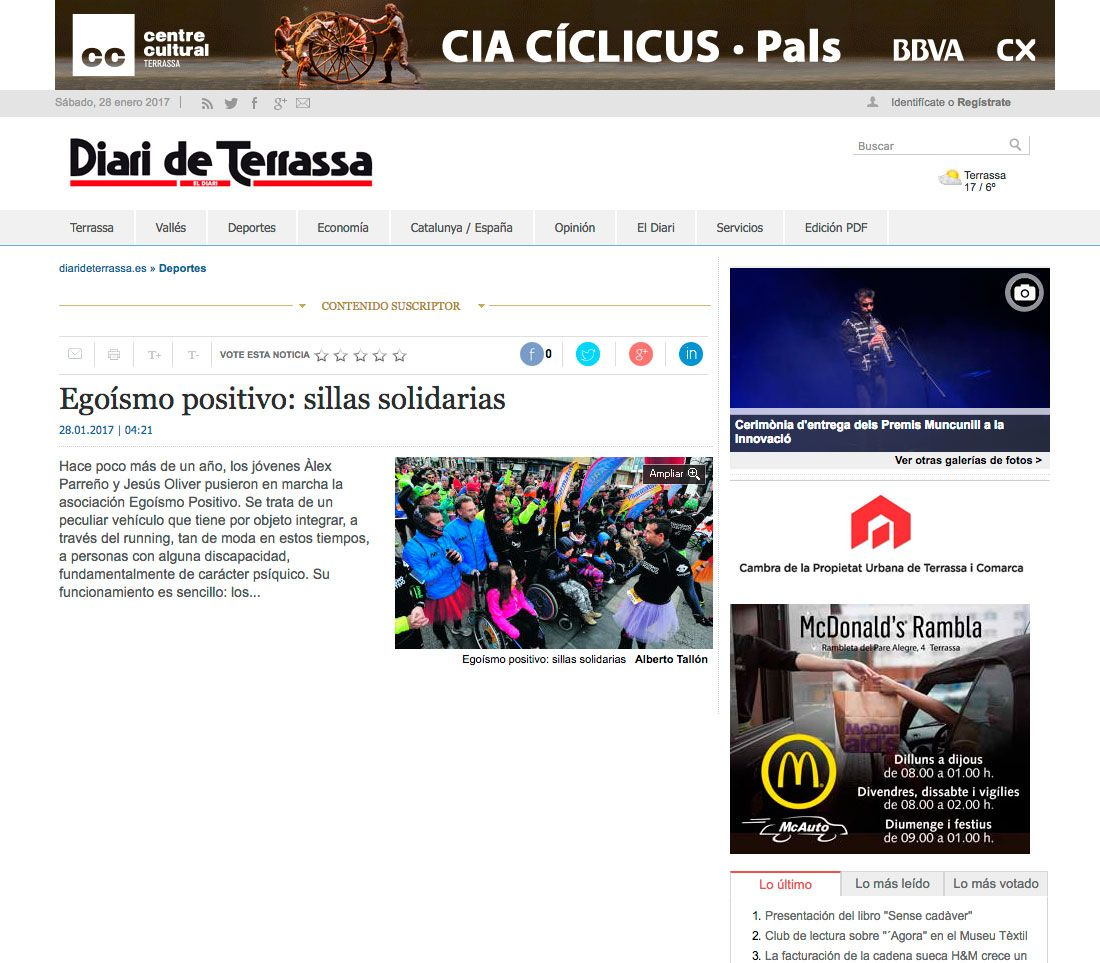 DIARI DE TERRASSA