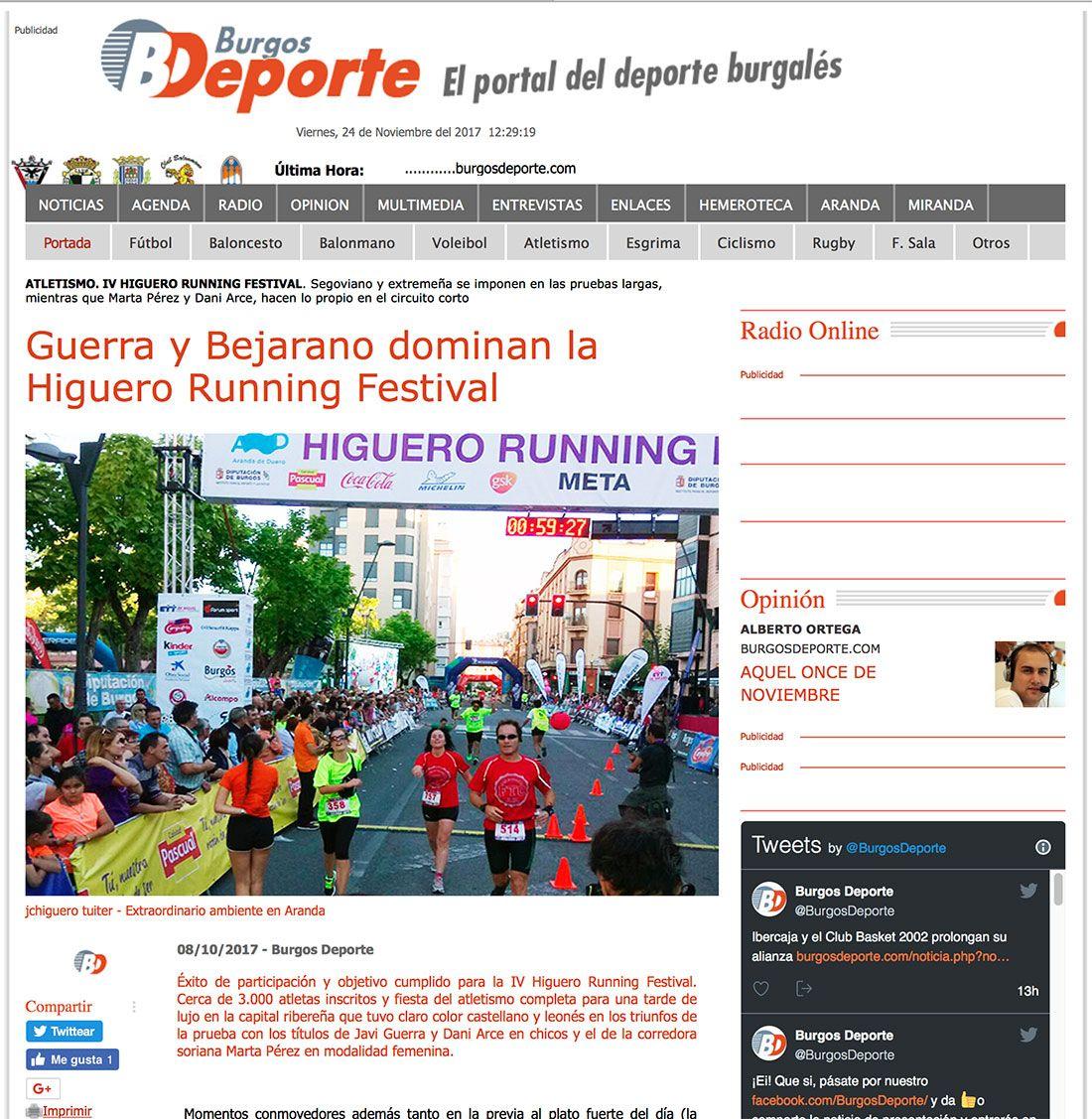 BURGOS DEPORTE